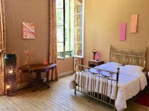Chambres d'hotes/B&B Chateau Rambaud by Weekome : Suite