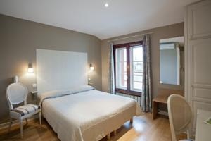 Hotel du Nord : Chambre Double