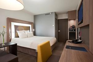 Hotel Novotel Paris La Defense : photos des chambres