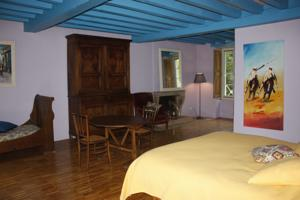 Hebergement Le Moulin de Thorey : photos des chambres