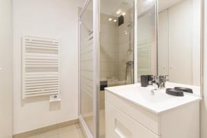 Appartement Luckey Homes - Rue du Chevalier Roze : photos des chambres