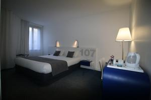 Best Western Hotel San Benedetto : Chambre Lit King-Size Supérieure