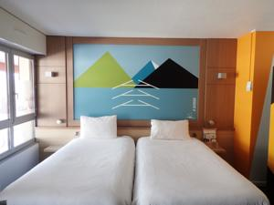 Hotel ibis Styles Annecy Centre Gare : photos des chambres