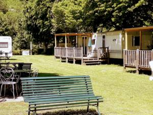 Hebergement Camping Le Pre Coulet : Mobile Home