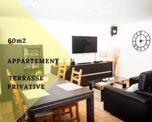 Appartement APPART'HOTEL VERZY : photos des chambres
