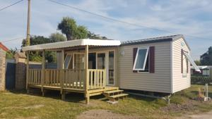 Hebergement Camping le grand large : Mobile Home