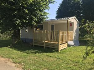Hebergement Camping Le Soulhol : Mobile Home