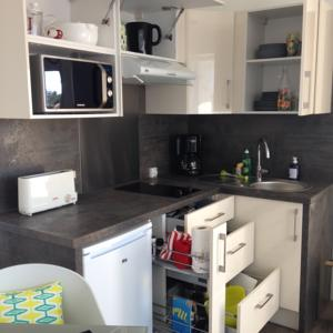 Appartement Studio Hesperides : photos des chambres