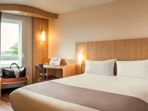 Hotel ibis Paris Coeur d'Orly Airport : Chambres Communicantes