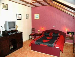 Chambres d'hotes/B&B B&B Mirage : Chambre Deluxe