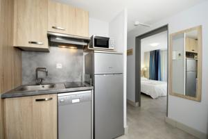 Hebergement Residence Odalys Aqualia : Appartement 1 Chambre