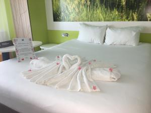 Hotel Ibis Styles Toulouse Labege : Chambre Double Standard
