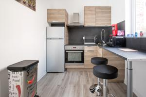 Appartement Residence Duchenois : photos des chambres