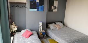 Appartement The heart of Montmartre : photos des chambres
