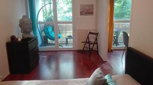Appartement Lovely appartment talence COSY100m2 parking + balcon/terasse : Appartement