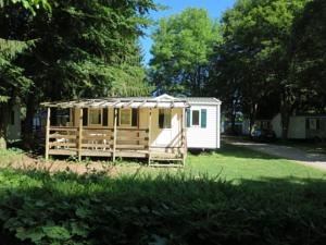 Hebergement Camping Le Ried *** proche EuropaPark : Mobile Home