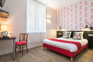 Best Western Hotel Marseille Bourse Vieux Port by Happyculture : Chambre Double Standard