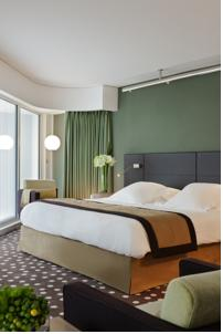 Hotel Barriere Lille : Chambre Double Supérieure