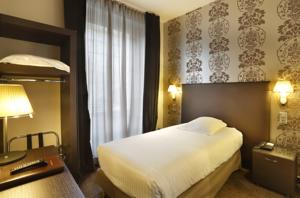 Hotel de Paris : Chambre Simple