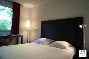 Logis Hotel Orion : Chambre Double