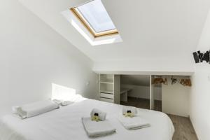 Appartement Refurbish two-bedrooms flat : photos des chambres