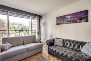 Appartement Modern Flat 15min Paris - Orly : photos des chambres