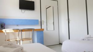 Hotel Vallee Bleue : Chambre Triple Standard