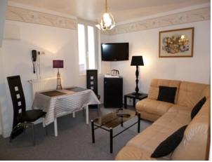 Hotel Le Saint-Yves : Suite (4 Adultes)