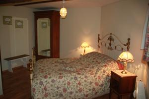 Chambres d'hotes/B&B B&B La Difference Le Pressoir : photos des chambres