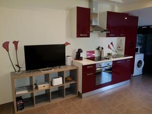 Appartement F2 Vemars : photos des chambres