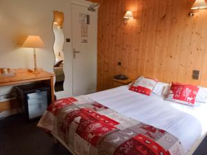 Hotel Logis Le Vernay : Chambre Double Standard