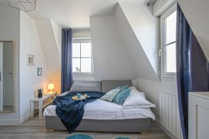 Appartement Liberty Home : photos des chambres