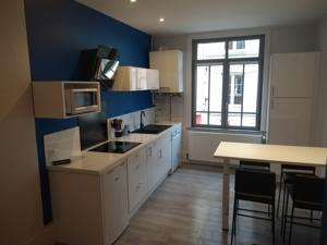 Appartement courte duree a Bethune : Appartement 2 Chambres