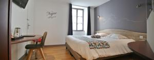 Hotel Best Western Le Pont d'Or : Chambre Standard Lit Queen-Size