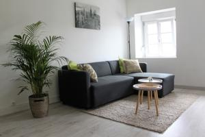 Appartement equipe : photos des chambres
