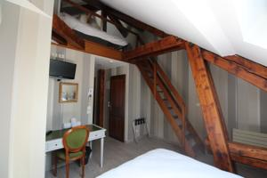 Hotel Albert 1er : Chambre Quadruple