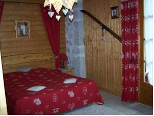 Chambres d'hotes/B&B Les Grands Champs : Chambre Double