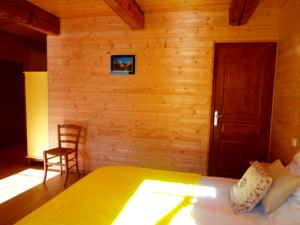 Chambres d'hotes/B&B Chambres d'Hotes a Rieutord : Chambre Double Deluxe