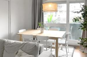 Appartement Paris-Bercy II : photos des chambres
