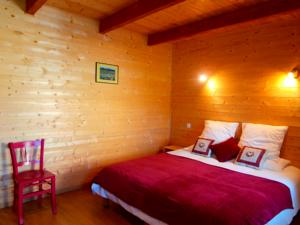 Chambres d'hotes/B&B Chambres d'Hotes a Rieutord : Chambre Deluxe Double ou Lits Jumeaux