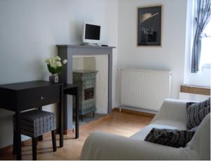 Chambres d'hotes/B&B L'Apava : Chambre Double