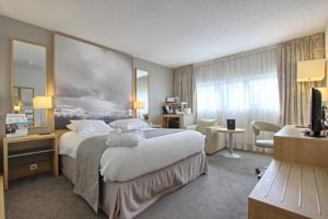 Hotel Best Western Plus Paris Orly Airport : Chambre Lit King-Size Exécutive