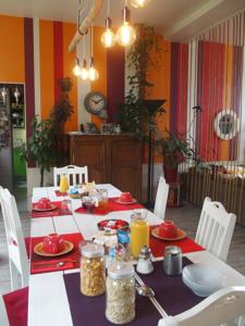 Chambres d'hotes/B&B Chambres d'Hotes L'Ecole Buissonniere : Chambre Double