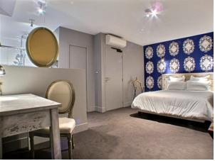 Hotel 19'Cent : Chambre Double Confort