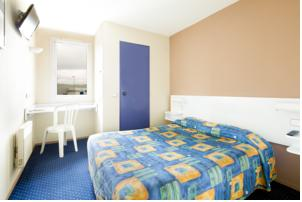 Hotel Mister Bed Saran : Chambre Simple