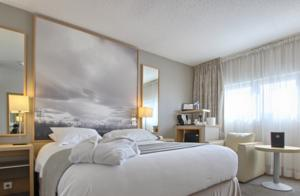 Hotel Best Western Plus Paris Orly Airport : Chambre Lit Queen-Size Exécutive