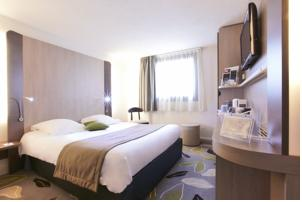 Kyriad Hotel Nevers Centre : Chambre Double
