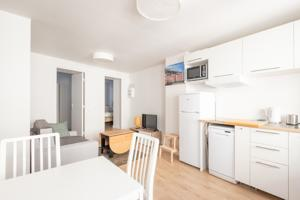 Appartement New! Nice 2 rooms flat in the centre of the city : photos des chambres