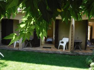 Appartement Beau Vallon : Studio Lit Double