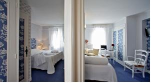 Hotel Chateau Bellevue : Suite Junior